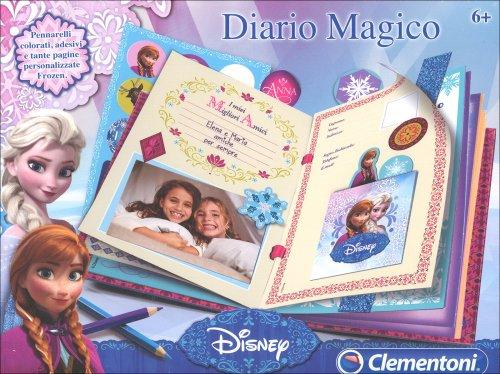 Frozen - Diario Magico