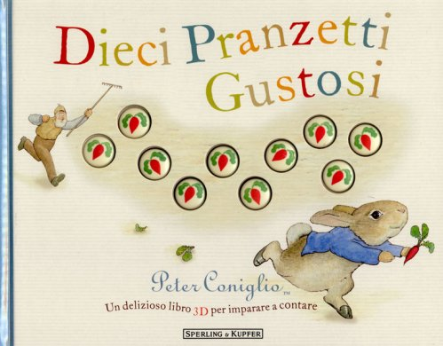 Peter Coniglio - Dieci Pranzetti Gustosi