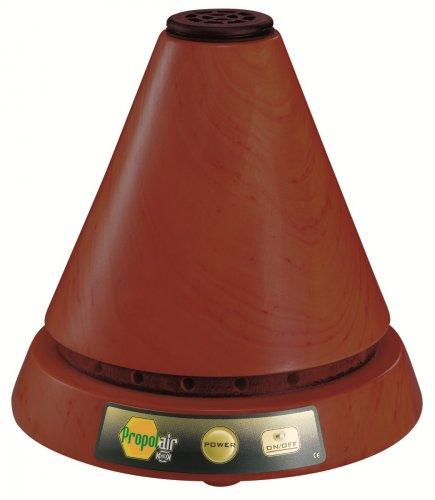 Diffusore Ambientale di Propoli in Legno Ciliegio - Modello L3 con Ionizzatore e Ventola
