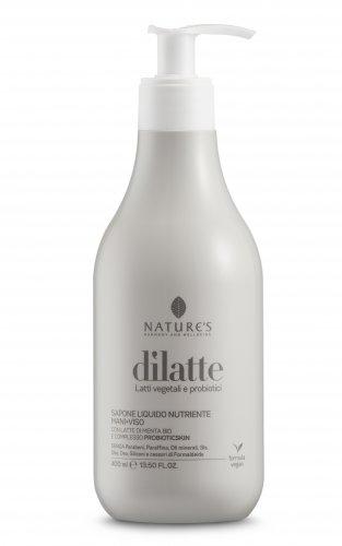 Sapone Liquido Nutriente Mani e Viso - Dilatte
