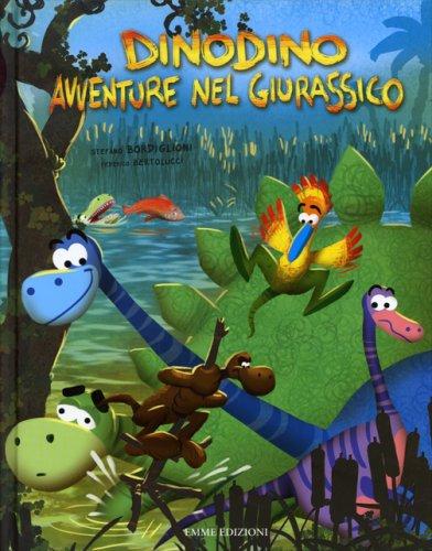 Dinodino - Avventure nel Giurassico