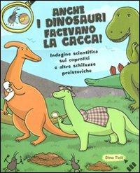 Anche i Dinosauri Facevano la Cacca!