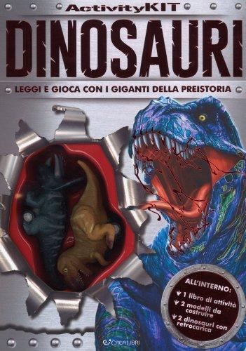 Activity Kit - Dinosauri