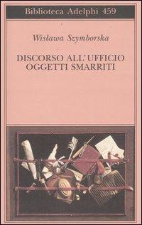 Discorso all'Ufficio Oggetti Smarriti