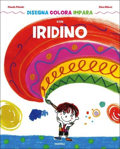 Disegna, Colora, Impara con Iridino