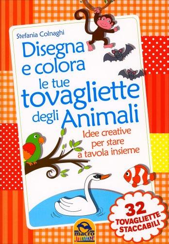 Disegna e Colora le Tue Tovagliette degli Animali