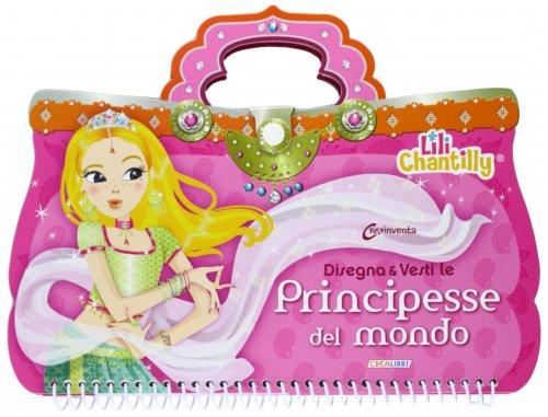 Disegna e Vesti le Principesse del Mondo