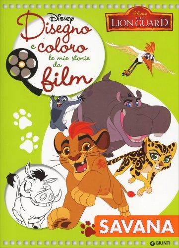 Disegno e Coloro le Mie Storie da Film - Savana