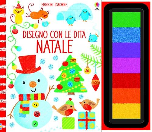 Natale - Disegno con le Dita