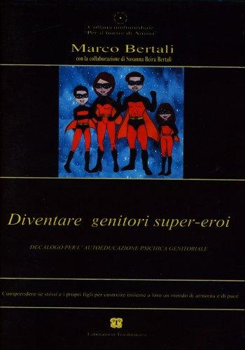 Diventare Genitori Super-Eroi - CD Audio