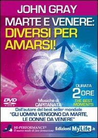 Marte e Venere: Diversi per Amarsi. The Best Moments (Videocorso DVD)