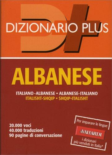 Dizionario Albanese