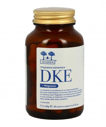 DKE + Magnesio