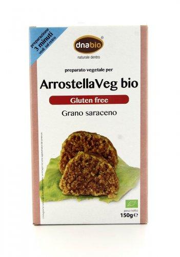 ArrostellaVeg Bio - Grano Saraceno