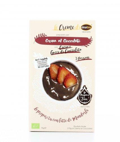 Preparato per Crema al Cioccolato