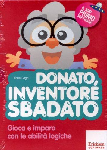 Donato, Inventore Sbadato (Cofanetto Libro + CD-ROM)