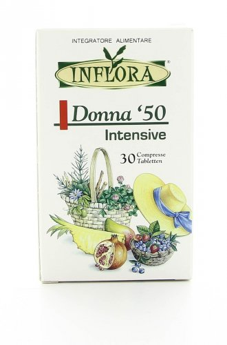 Donna '50 Intensive Inflora