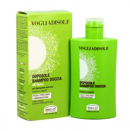 Shampoo Doccia Antisale Doposole
