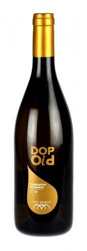 Doppio - Pignoletto Frizzante - Vino Bianco Biologico