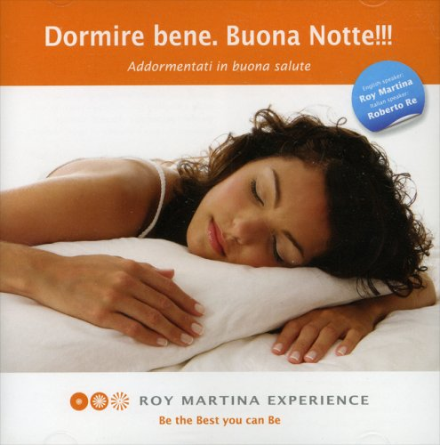 Dormire Bene. Buona Notte (CD Audio)