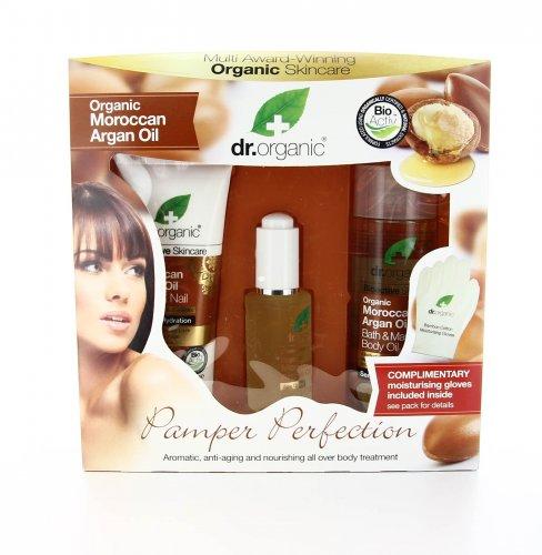 Organic Moroccan Argan Oil - Pamper Perfection