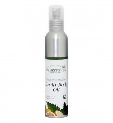 Olio Drenante - Drain Body Oil
