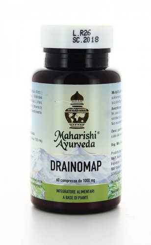 Drainomap - Maharishi Ayurveda