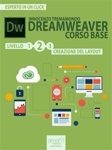 Dreamweaver Corso Base Livello 2: Creazione del Layout (eBook)