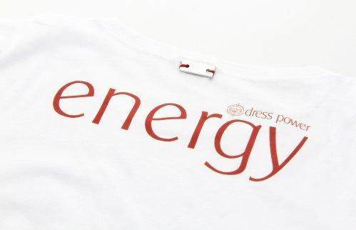 Dress Power T-Shirt - Energy Uomo - Taglia M - Maniche Corte