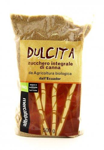 Zucchero Integrale di Canna Dulcita dall'Ecuador