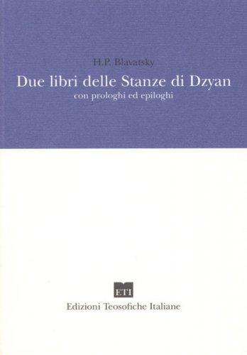 Due Libri delle Stanze di Dzyan