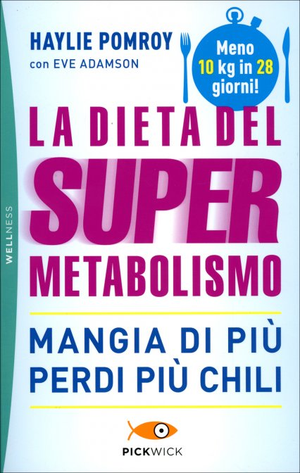 La Dieta Del Supermetabolismo Ebook