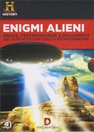 ENIGMI ALIENI Prove, testimonianze e documenti del contatto con civiltà extraterrestri di Prove, testimonianze e documenti del contatto con civiltà extraterrestri