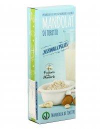 Preparato per Latte di Mandorla Bianco Solubile e Biologico