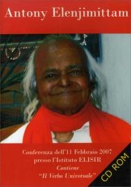 Antony Elenjimittam - Conferenza in CD-Rom