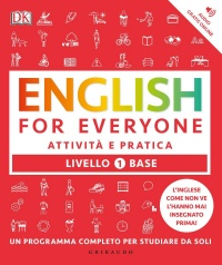 English for Everyone - Livello 1° Base