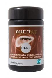 Epaval Fegato - 60 Compresse