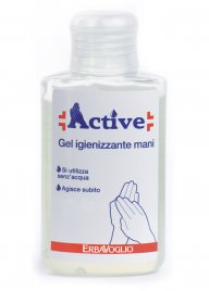Gel Igienizzante Mani Active
