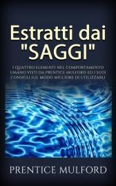 """Estratti dai """"Saggi"""" (eBook)"""