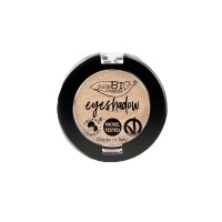 Eyeshadow 01 - Ombretto Compatto Shimmer Champagne