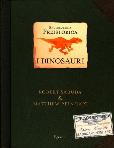 Enciclopedia Preistorica - Dinosauri