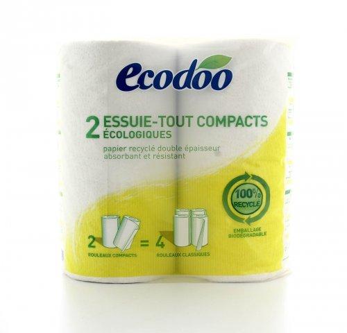 Asciugatutto Compatto - 2 Rotoli