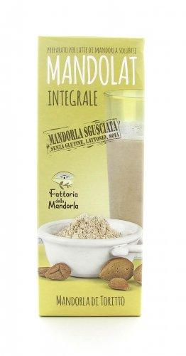 Preparato per Latte di Mandorla Integrale Solubile e Biologico