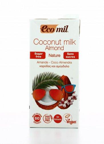Bevanda con Cocco e Mandorle Bio - Coconut Milk Almond Nature