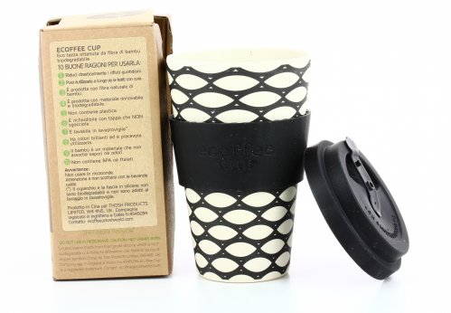 Ecotazza in Bambù - Ecoffee Cup