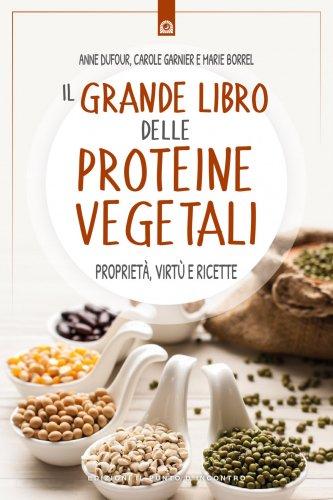 Il Grande Libro delle Proteine Vegetali (eBook)