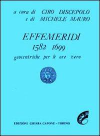 Effemeridi 1582-1699