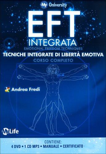 EFT Integrata - Corso Completo con 4 DVD, 1 Manuale, 1 CD Mp3