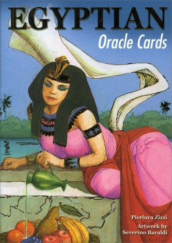 Egyptian Oracle Cards - Sibilla Egizia