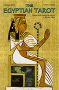 The Egyptian Tarot con Libro e Carte (in Lingua Inglese)